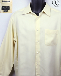 《郵送無料》■Ijinko★エディーバウアー Eddie Bauer ★Wrinkle resistant 防しわ性★S サイズ長袖シャツ