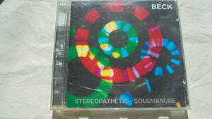 【US盤CD】BECK - Stereopathetic Soulmanure■ベック/Flipside Records