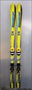 Bana8◆swallow Swaro .C-neon лыжи крепления есть 140cm