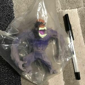 新品 cong promo ape ソフビ フィギュア 人形 レア 映画 パラマウント コング ゴリラ アンティーク figure doll
