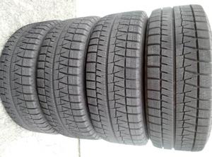 バリ山スタッドレス 205/55R16ブリヂストンブリザックレボ REVO GZ 4本 W204 CLA C117 W209 T245 W176 W246 BMW E90 E87 F20アルファロメオ