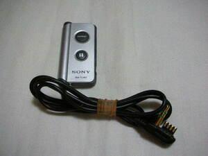 ◆中古品 SONY ソニー カセットレコーダー用 リモコン RM-TCM2◆