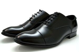 新品即決 デビッドユリ 2052 黒 25cm DAVID URY メンズビジネスシューズ 皮革 日本製 通勤通学 冠婚葬祭 靴 紳士靴 レザー