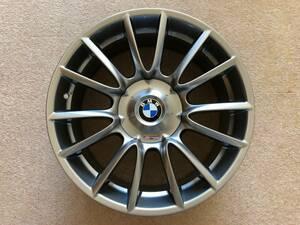 ◆超美品!BMW Individual インディビディアル Vスポーク・スタイリング152i 19インチ×8J 3シリーズ(E90/E91/E92/E93)フロント1本のみ