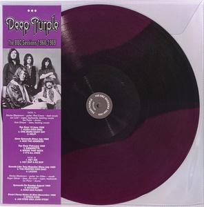 Deep Purple The BBC Sessions 1968 - 1969 限定アナログ・レコード