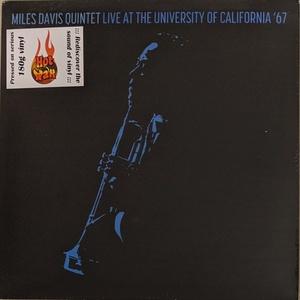 The Miles Davis マイルス・デイビス Quintet - Live At The University Of California '67 限定アナログ・レコード