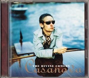The Divine Comedy / Casanova (日本盤CD) ボーナス4曲 Setanta ディヴァイン・コメディ