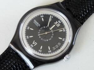 未使用 美品 92年オートマチック 六本木 ROPPONGI 品番SAM400 スウォッチ Swatch