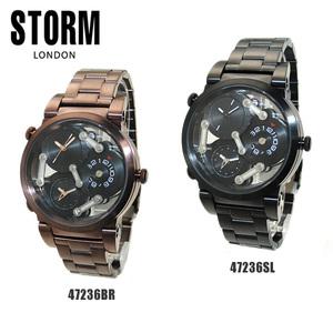 47236BR ブラウン STORM LONDON(ストームロンドン) 腕時計