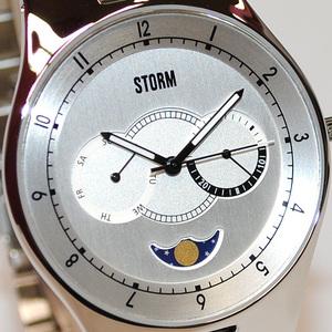 47175S シルバー STORM LONDON(ストームロンドン) 腕時計