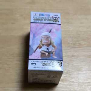 ワンピース ワールドコレクタブルフィギュア ーHISTORY OF SHIROHIGEー エドワード・ニューゲート 白ひげ 子供 ワーコレ