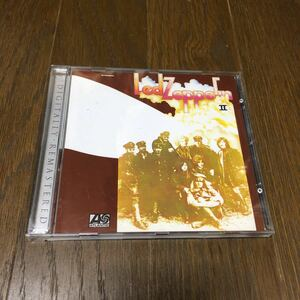 レッド・ツェッペリン Ⅱ ドイツ盤CD【デジタルリマスター】