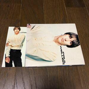 ポール・ウェラー PAUL WELLER 国内盤CD【デジパック仕様】