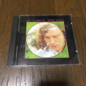 ヴァン・モリソン アストラル・ウィークス USA盤CD