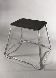 1950's アンティーク 補助台 ステップ/ガレージ/椅子/O.C.WHITE/ビンテージ/ランプ/アトリエ/カントリー/ドアノブ/照明/店舗什器/シャビー