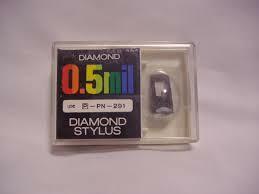 SWING DIAMOND STYLUS P-PN-291 0.5MIL PIONEER / パイオニア PN-291
