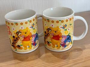 くまのプーさん くまのプーさんマグカップ ディズニーマグカップ