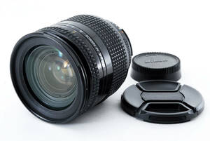 Nikon ニコン AF NIKKOR 28-200mm 1:3.5-5.6 D 望遠 ズーム レンズ 一眼レフ フィルム カメラ [美品] #553003