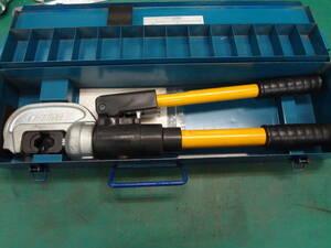 ■IZUMI イズミ 手動油圧式圧着工具 EP-365 手動油圧式T型コネクタ用 泉精器【8】
