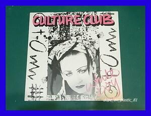 Culture Club / White Boy / Love Twist/UK Original/5点以上で送料無料、10点以上で10%割引!!!/12'