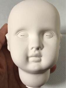 スタイナーA☆32cm ビスクドール制作に ソフト焼き