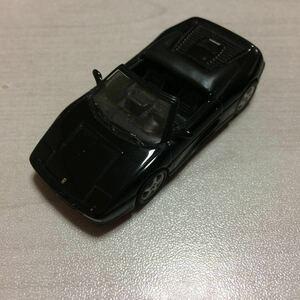 京商 サークルKサンクス フェラーリ ミニカーコレクション5 フェラーリ F355 スパイダー 黒 ブラック 中国製 ルース