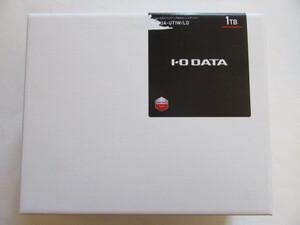 即決★IO DATA★LAN DISKのバックアップ用、USB3.0 外付ハードディスク、WD Red搭載★HDJA-UT1W/LD、1TB