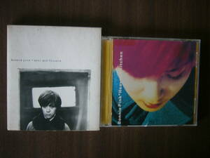 Bonnie Pink アルバムセット /「 evil and flowers」デジパック仕様+「Heaven's Kitchen」 ジャンク(歌詞冊子なし)