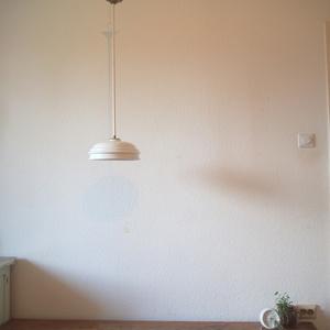 希少 ドイツ ヴィンテージ 琺瑯 真鍮 照明 ランプ メタル バウハウス 工業系 店舗什器 シャビー古道具 小物 家具 北欧 ミッドセンチュリー