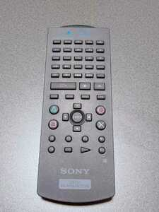 SONY PlayStation2専用 DVD リモートコントローラー