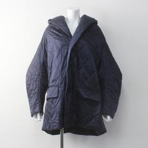 定価11万 Y's Yohji Yamamoto ワイズ ヨウジヤマモト Thinsulate シンサレート 中綿 キルティング フード ジャケット【2400011608079】/-