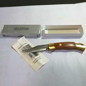 折りたたみナイフ ドイツ ボーカー(BOKER)