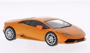 1/43 Lamborghini ランボルギーニ ウラカン Huracan LP610-4 2014 橙 オレンジ WhiteBox 梱包サイズ60