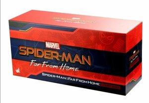 PLIG004N ホットトイズ Hottoys 『スパイダーマン ファー・フロム・ホーム Spider-Man Far From Home』 ロゴ・ライトボックス