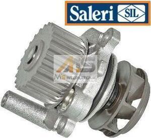 【M's】AUDI A4 S4 RS4(8E) A3 S3(8L) TT TTS TTRS(8N)SIL製 ウォーターポンプ//アウディ 社外品 06A-121-012G 06A121012G 06A121012GX