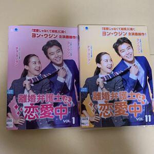 離婚弁護士は恋愛中  DVD 全巻セット