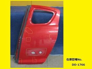 (3) SE3P RX-8 前期 左リヤードアーボデー 純正 FEY1-73-02XA レッド (左リアドア 左リヤドア) (DO-1766)