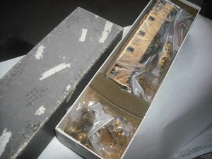 鉄道模型社??の箱に入ってます。 ED61キット