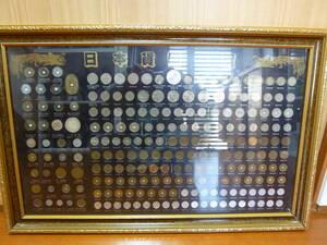 日本貨幣一覧 貨幣 セット 記念 硬貨 天皇在位 60年 一万円 銀貨 封入 全国 ゆうパック 送料無料