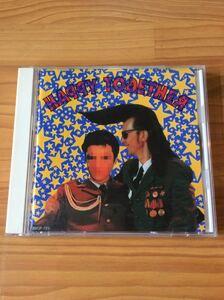 【CD国内盤】LENINGRAD COWBOYS/HAPPY TOGETHER ★★送料無料 匿名配送