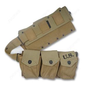 【送料無料】WWII WW2 米軍 M1938 BAR マガジンベルト アメリカ軍 US アーミー マガジンポーチ ミリタリー レプリカ 精密複製 新品