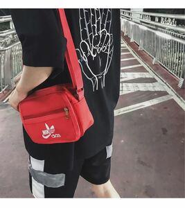 ショルダーバッグ スポーティ ポーチ ボディバッグ バッグ カバン メンズ レディース 原宿系 ストリート 鞄 カバン