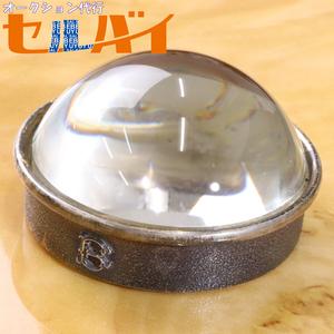 genuine article fete Lee kob che lati ultimate rare carving silver made magnifying glass desk magnifier wristwatch face magnifying glass desk mirror SV925 FEDERICO BUCCELLATI