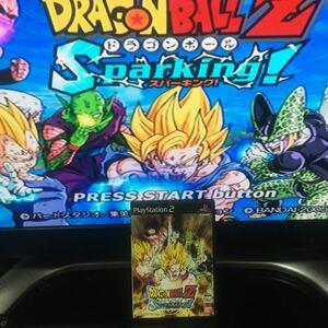 ドラゴンボールZ スパーキング ! PS2 格闘ゲーム