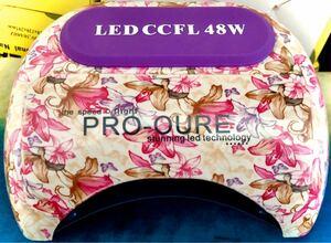 ネイル 乾燥 ペディキュア 爪 つめ LED ネイリスト 花柄 花 華 花畑