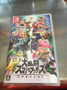 大乱闘スマッシュブラザーズSPECIAL Nintendo Switch スマブ