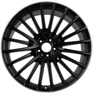 ベンツ X166 GL GLS AMG 22インチ スポークホイール マットブラック 純正品 GL63 GLS63 GLS550 ホイール アルミホイール AMGホイール