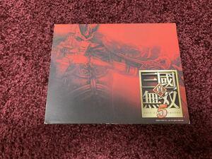 プレイステーション3 PlayStation3 PS3 ゲームソフト カセット 真三國無双5 カバー付き