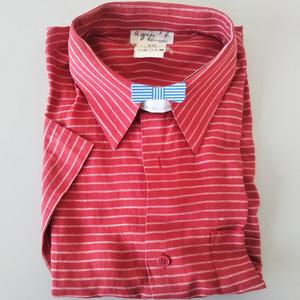 アニエスベー オム agnes b. homme メンズ 半袖シャツ ブラウス サイズ40