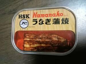 うなぎの激安セール★うなぎ蒲焼の缶詰『5缶』★希少な国産浜名湖産
